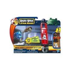 Star Wars Angry Birds Battle Game - Darth Vader's Lightsaber
