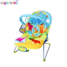 Sugar Baby BCR30005 Fun Dino Baby Bouncer - Ayunan Bayi (Biru)
