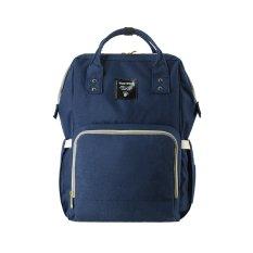 Sunveno Fashion Mummy Maternity Nappy Bag Brand Large Capacity Baby Bag Travel Backpack Desinger Nursing Bag for Baby Care - intl