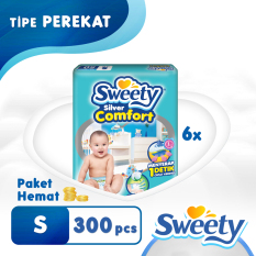 Sweety Silver Comfort S 6 x 50'