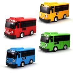 Tayo Mainan Edukasi 4 Bus Character