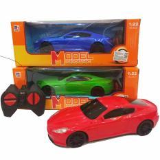 TM R/C Racing Model Mobil Sedan