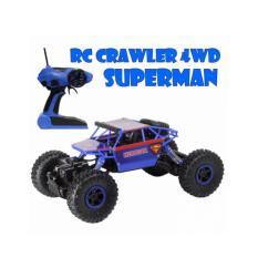 Tomindo Remote Control Rock Crawler Herocar - Sprman