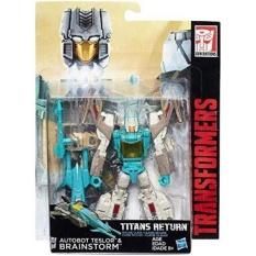 Transformers Titans Return: Brainstorm & Autobot Teslor - intl