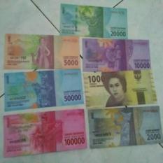 WSK Mainan uang terbaru / duit baru