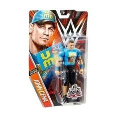 WWE Wrestling Fan Central John Cena Exclusive Action Figure - intl