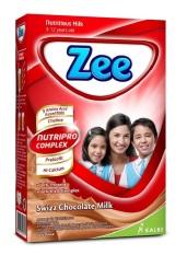 Zee Reguler Swizz Chocolate Milk 350 G