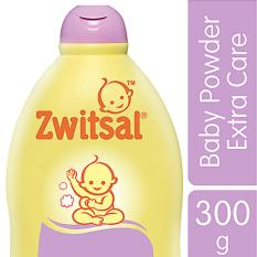 Zwitsal Baby Powder Extra Care - 300gr