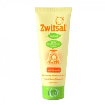 Zwitsal Baby Skin Protector Lotion with Citronella 100ml - ZBB034