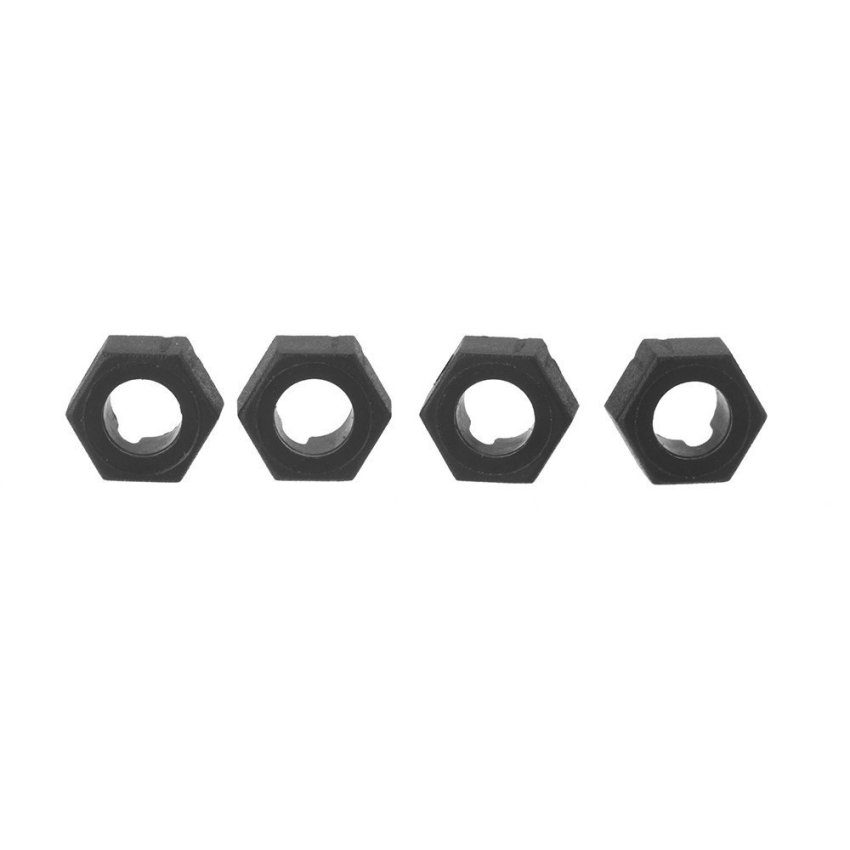 4Pcs Original Wltoys A949 A959 A969 A979 K929 1/18 Rc Car Hex tire Ring A949 11 Part for Wltoys RC Car Part (Intl)