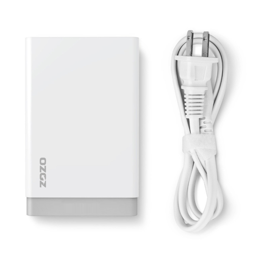 5 USB Port Smart Charging High Speed Desktop Charger (Intl)