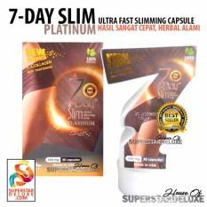 7 Days Slim Platinum Original USA (pelangsing tubuh)