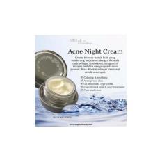 Acne Night Cream MS Glow