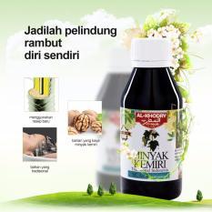 Al Khodry Minyak Kemiri Penumbuh Rambut - 125 ml - 2 Botol