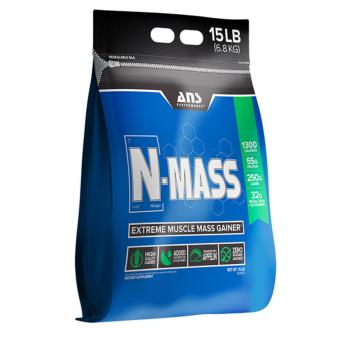 ANS N-mass N mass REPACK ECERAN 1 LBS - COOKIES N CREAM (mirip king carnivor true serious super mass tech freak)