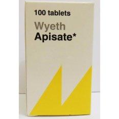Apisate Wyeth Tablet Pelangsing Obat Diet Ampuh