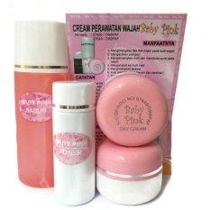 Baby Pink Cream Sucofindo Original 1 Paket - 30Gr