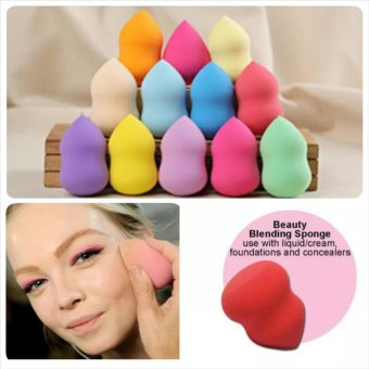 Beauty Blender Sponge Puff Egg Drop Contouring Spon Make Up / SponMake Up / Spon Bedak