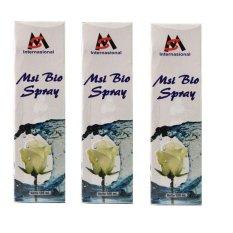 Bio Spray Mawar Serum Vitamin C dan Rumput Laut - 100ml   isi 3 botol