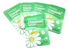 Bioaqua Chamomile Mask Sheet Masker Bio Aqua Chamomile Memutihkan 5 Pcs