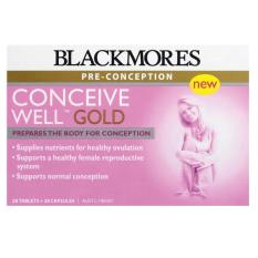 Blackmores Conceive Well Gold 56 Tablets