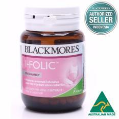 Blackmores I-Folic Asam Folat Bpom Kalbe 150 Tablet