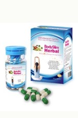 BSH Body Slim Herbal - 30 Kapsul