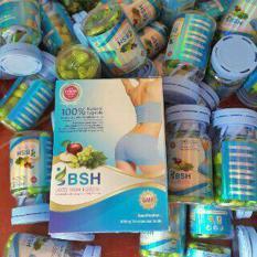 BSH Capsul - Body Slim Herbal Kapsul New Pack, obat herbal pelangsing terlaris