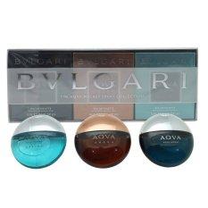 Bvlgari The Aqva Pocket Spray Collection - 15 ML EDT