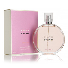 Chanel Chance Eau Vive For Women Edt 100ml