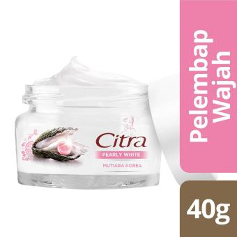 Citra Pearly White Uv Face Moisturizer - 40Gr