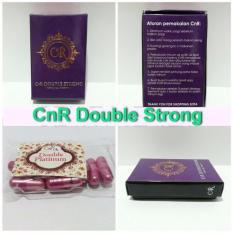 CNR Double Strong Original - Pil Diet Asli Racikan Dokter