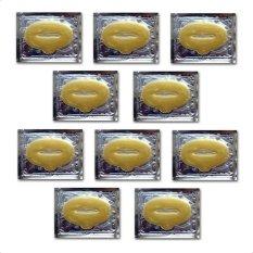Collagen Lip Mask - Masker Bibir - 10 Pcs