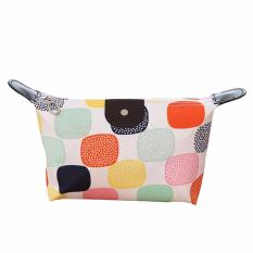 Cosmetic Pouch Long Champ Motif / Tas Dompet Kosmetik / Tempat Make Up