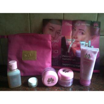 Cream Been Pink Beauty Series Original - BPOM - Paket Normal