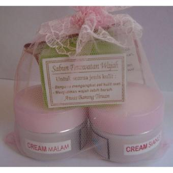 Cream Herbal Algae Beauty Series Original - Paket Algae Pink