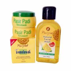 Cream Temulawak Pasir Padi Original BPOM - Krim Temulawak Asli