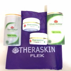 Cream Theraskin Paket Flex Original - BPOM