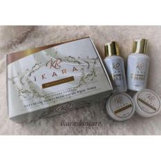 Cream wajah KECANTIKAN IKARA SKIN CARE FULL SET