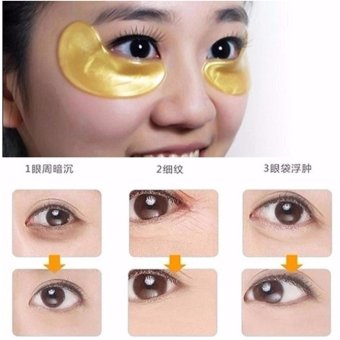 Crystal Collagen Gold Eye Mask 2 pcs