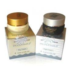 Deoonard Gold Cream Wajah - Bonus Sabun