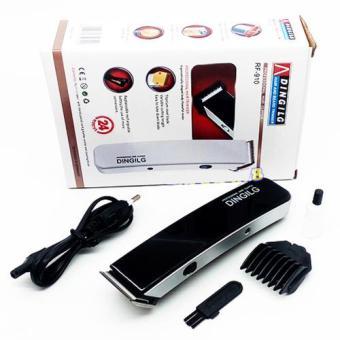 DSC - Dingilg RF-190 Hair Clipper Full acc - Alat Cukur Rambut -Hitam 02a00c5683