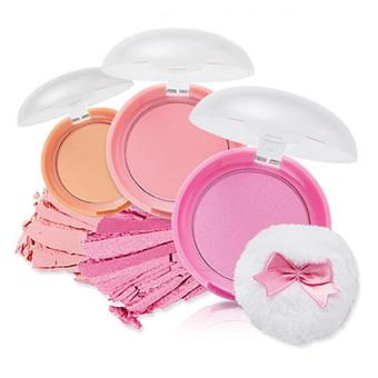 ... Maybelline Cheeky Glow Blush Peachy Sweetie Source Etude House Lovely Cookie Blusher Blush