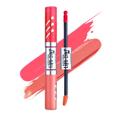 Etude House Twin Shot Lips Tint 4g + 4g #OR201 (Others)