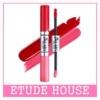 ETUDE HOUSE Twin Shot LIPSTINT 8g (#RD301 Lady X Red Shot)