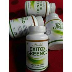Exitox Greenco Hendel Green Coffee Original