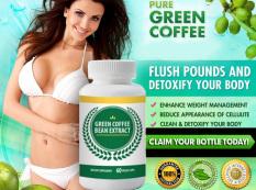 eyefive - Green Coffee Bean Extract Supplement 60 caps