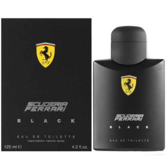 Ferrari Scuderia Black For Men EDT 125ml By BlackJoker