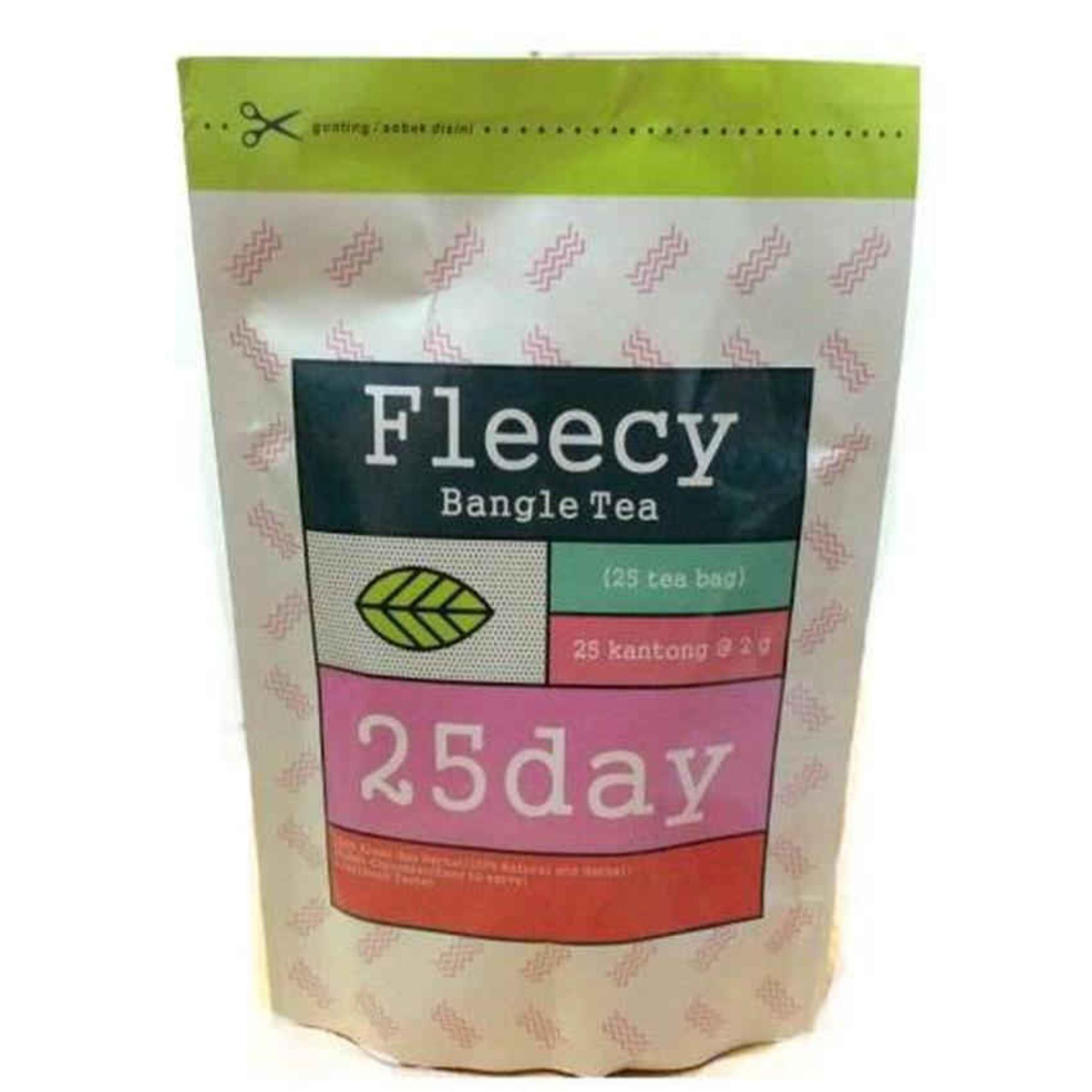Lucky Silisponge Silicon Sponge Makeup Warna Random 1 Pcs Collagen Source · Harga Fleecy Bangle Tea