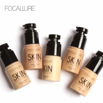 FOCALLURE Nutritious And Moisturizer Natural Face Concealer For Face Base Makeup For Corrector Concealer Stick 1 Pcs - intl